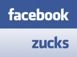 Facebook Zucks (Twotone)